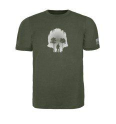 Triple Aught Design | Skull Cave T-Shirt