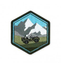 Prometheus Design Werx | Leave Only Tracks 2020 Morale Patch
