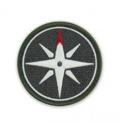 Prometheus Design Werx   Compass Rose GID Morale Patch