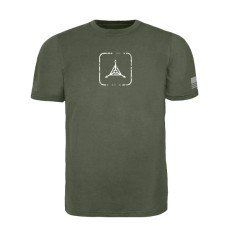 Triple Aught Design Weathered Death Card T-Shirt - outpost-shop.com