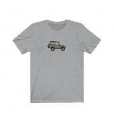 Outpost | Toyota Fj40 Serie one T-Shirt