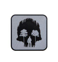 "Triple Aught Design | Ti Patch 2"" Vertical Dogfight Skull Cave"