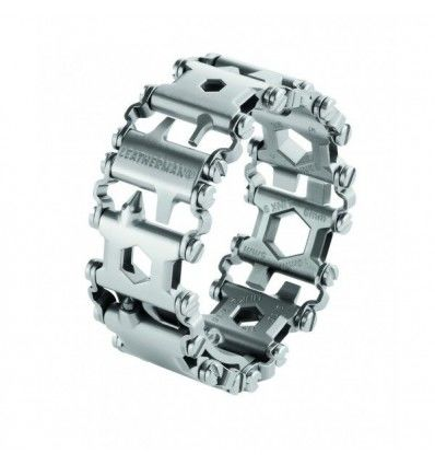 Leatherman TREAD - Bracelet Acier | Outpost