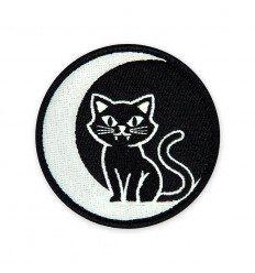 Prometheus Design Werx | Black Cat Moon GID Morale Patch