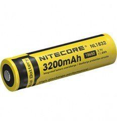 Batterie 18650 Li-ion battery (3100mah)