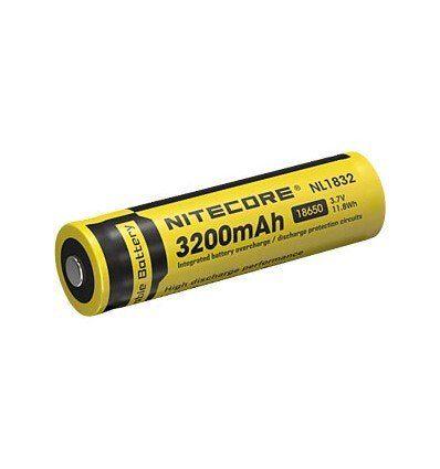 Batterie 18650 Li-ion battery (3100mah)