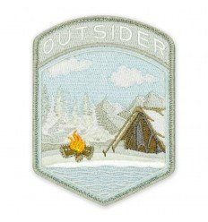 Prometheus Design Werx | Camp Outsider Winter Flash Morale Patch