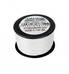 Atwood | Nano Uber Glow Cord .75mm (300ft)