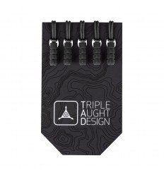 Triple Aught Design | Zipper Pull Set