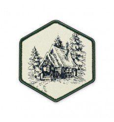 Prometheus Design Werx | Winter Cabin Vintage Morale Patch