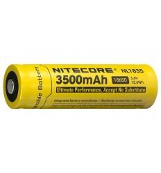 Nitecore | Batterie 18650 Li-ion battery (3200mah)
