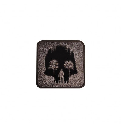Triple Aught Design   Ti Eye LT Blackout Skull Cave