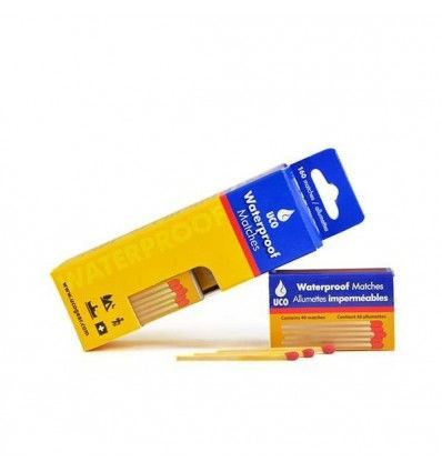UCO Waterproof Matches (4-pack) - outpost-shop.com