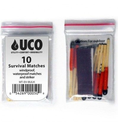 UCO Sruvival Matches - outpost-shop.com