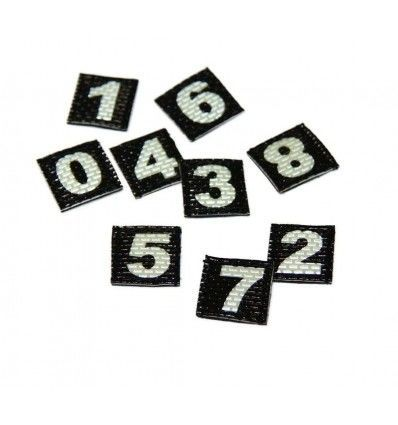 Cyalume Numbers – Reflective & Photoluminescent - outpost-shop.com