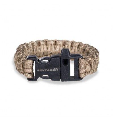 Pentagon Pselion Bracelet Paracord - outpost-shop.com