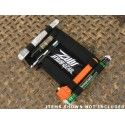 Zulu Nylon Gear Micro Molle Visor Panel - outpost-shop.com