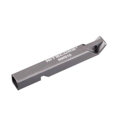 Nitecore | NWS10 Titanium Whistle