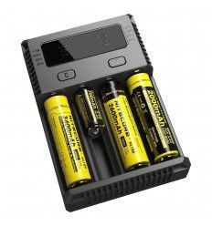 Nitecore | IntelliCharger New i4 Battery Charger