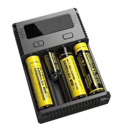 Nitecore | IntelliCharger New i4