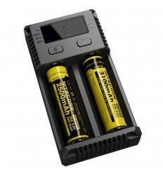 Nitecore | IntelliCharger New i2 Battery Charger