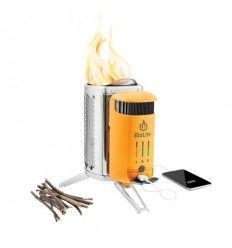 Biolite Campstove 2 avec flexlight - outpost-shop.com
