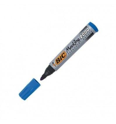 Bic | Permanent Marker blue