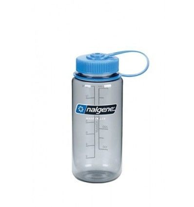 Nalgene | Gray Bottle Wide Mouth