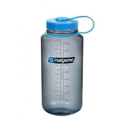 Nalgene | Gray Bottle Wide Mouth