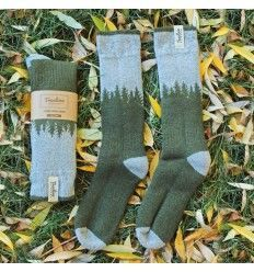 Treeline Outdoors The Skookumchuck Sock - outpost-shop.com