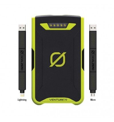 Goal Zero | Venture 70 Portable Recharger