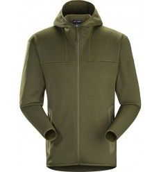 ArcTeryx LEAF Naga Hoody Full Zip - outpost-shop.com